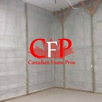 Consider The Benefits Of Spray Foam
