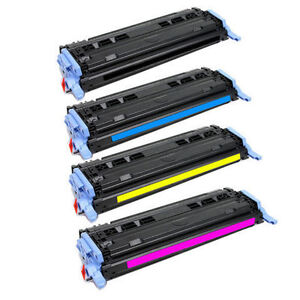 HP Guaranteed High Quality Compatible Color Laser Printer Toners