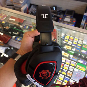 Gear of War 3 Headset for Xbox 360 !!