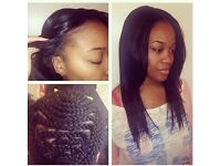 Hair By Tasha- Experienced Afro-Caribbean Mobile Hairdresser: Weave, Braids etc