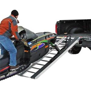 Snowmobile ramps now in stock and they are on sale!