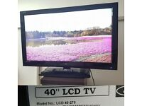 TECHNIKA LCD 40-270 40 INCH HD 1080P LCD TV