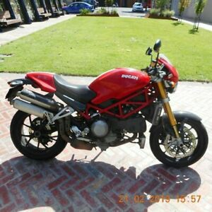 2008 Ducati Monster S4RS Testastretta 1000CC Road/Naked Collingwood Yarra Area Preview