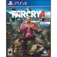 Far Cry 4 - PS4 - Mint Condition
