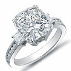 Platinum Fine Diamond Rings