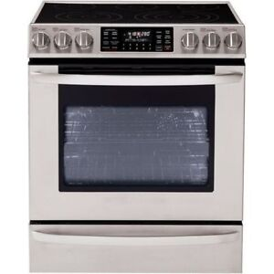LG LSE3092ST Free-Stading Electric Range, 30 in