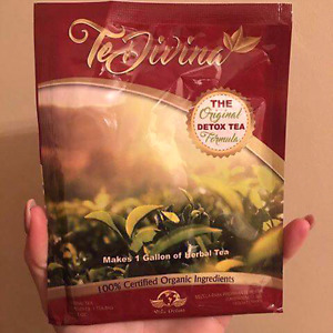 Te Divina New Best Detox Tea!!