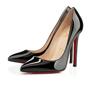 Authentic Christian LOUBOUTIN  Pigalle 120 Size 7.5 Brighton East Bayside Area Preview