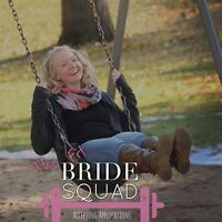 Bride to Be's- Fit Bride Squad
