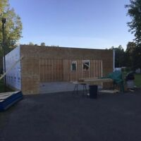 Garage Building and Carpentry Services