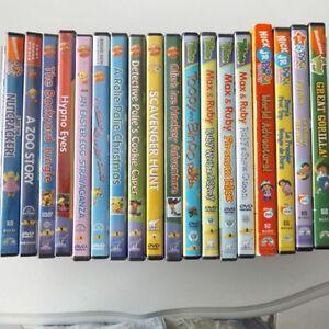 Children DVD collection in Excellent Condition