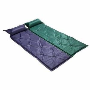 SALE! Single or Double Self-inflating Mattress - DELIVERED