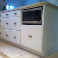CUSTOM CABINETRY, BUILT-INS, FURNITURE, MILLWORK