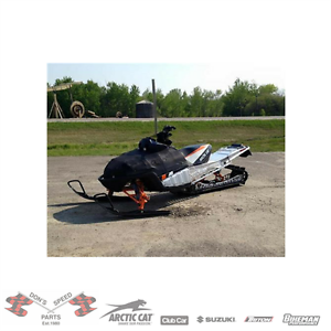 2011 ARCTIC CAT M8 162 SNO PRO TURBO @ DON'S SPEED PARTS