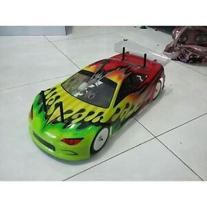 Caster racing rc car 1/10 scale