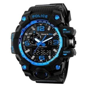 Police, Fire, Ems, Corrections and Military style watches