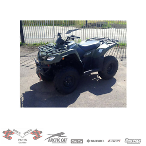 PRE-OWNED 2011 SUZUKI 400 MANUAL @ DON'S SPEED PARTS