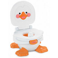 Quaking Duck Potty