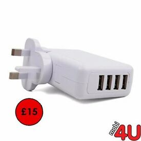 VIBE QUAD MAINS CHARGER