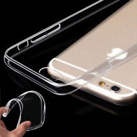 Canada Free Shipping Transparent iPhone6s iPhone6 soft case Watc