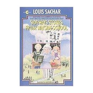"NEW Book: ""Sideways Stories from Wayside School"""