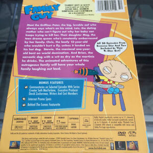 Family Guy - Seasons 1 & 2 DVD Boxset Oakville / Halton Region Toronto (GTA) image 2