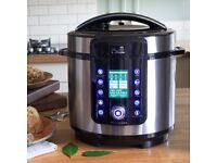 PRESSURE KING PRO 5 litre COOKER. BRAND NEW