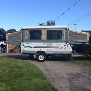 2004 Jayco Swan Outback Engadine Sutherland Area Preview