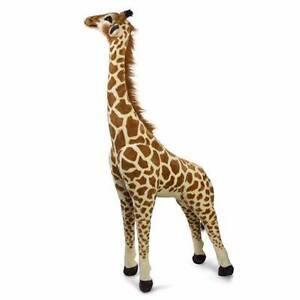 Gigantic Plush Giraffe (Melissa & Doug) Tenterfield Tenterfield Area Preview