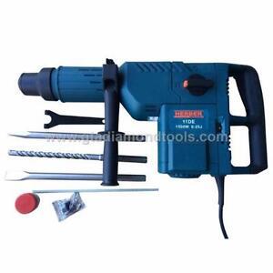 SDS Max Rotary hammer Drill,Chisel,Scraper,Spade Brand New Warranty