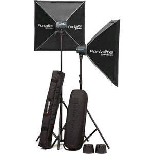 Elinchrom D-Lite RX One studio flash kit