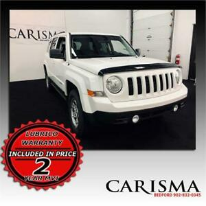 Beauty~ '15 Jeep Patriot North 4x4 ~NAPA MVI & Lubrico Wtty Incl