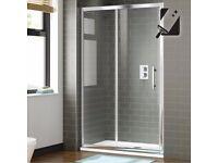 Sliding Shower door 1000mm - NEW IN BOX **£100 ono**