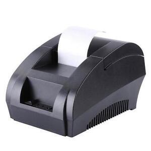 Desktop Portable Direct Thermal Barcode Label Printer - FREE SHPPING