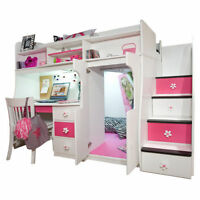 HUGE SALE- 50% OFF KIDS BEDROOM BUNK BEDS QUALITY FURNITURE