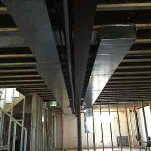 Residential and Commercial sheet metal / Hvac