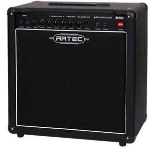 Amplificateur de Bass Artec B60 60 WATT
