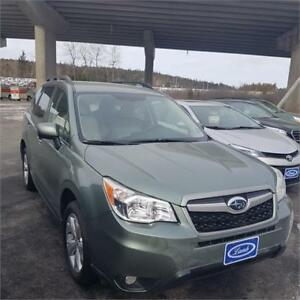 2014 Subaru Forester 2.5iAWD w/Xmode*Backup Camera*$110bi-weekly
