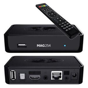 ORIGINAL INFOMIR MAG322 W1( Built-in WiFi) $95/MAG410 $110.00