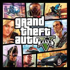 Grand Theft Auto 5 Online Gameplay