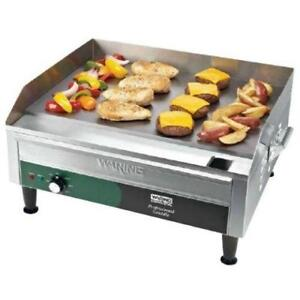 Waring WGR240 Electric Countertop Griddle 28 - 240V .*RESTAURANT EQUIPMENT PARTS SMALLWARES HOODS AND MORE*