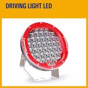 9inch 185w led Driving Light Cree Spotlights Fog Offroad 4WD Bull Epping Whittlesea Area Preview