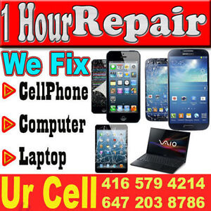 iPhone Samsung ,LG Nexus,HTC Moto CellPhone Repair Mississauga