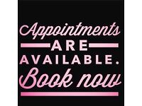 Are you in need of Pampering Mobile Beauty Therapist available now!