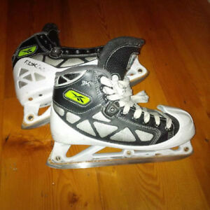 18x Hockey and Goalie Skates, sizes Yth10 - Adult 8 Kitchener / Waterloo Kitchener Area image 6