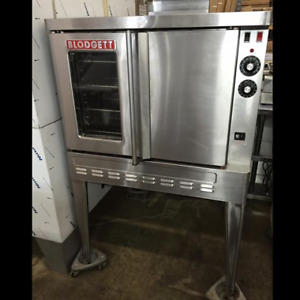 SINGLE STACK COMMERCIAL OVEN ~ $1,800 OBO