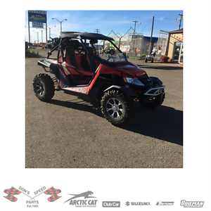 PRE-OWNED 2013 WILDCAT 1000 LIMITED @ DON'S SPEED PARTS