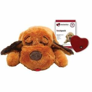 Snuggle Puppy  Dog Toy With Heart Beat & Heat Pad