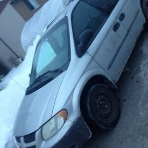 2002 Dodge Grand Caravan Fourgonnette, fourgon