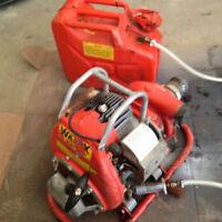 Wajax Mark 26 Water Transfer Pump/Fire Fighting Pump
